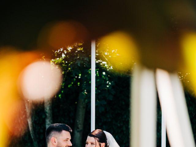 Le mariage de Christopher et Célia à Vonnas, Ain 50