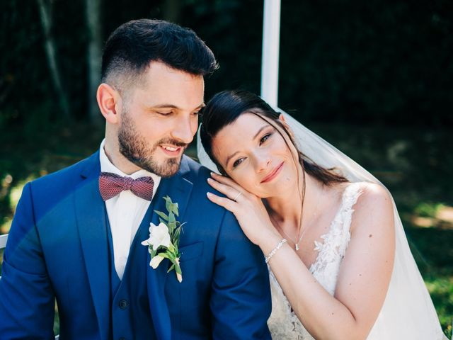 Le mariage de Christopher et Célia à Vonnas, Ain 51