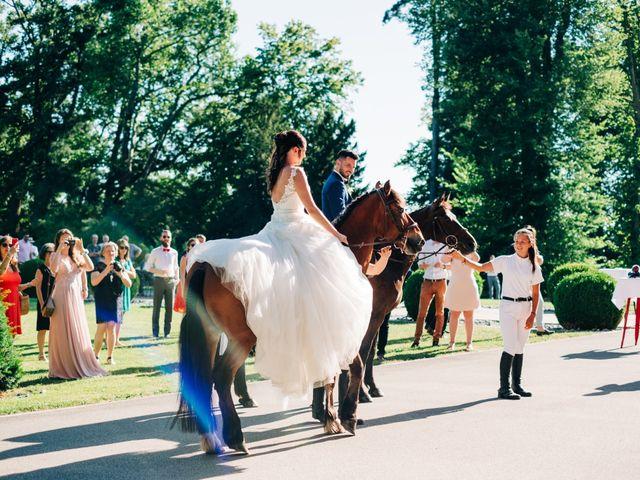 Le mariage de Christopher et Célia à Vonnas, Ain 78