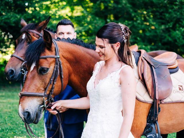 Le mariage de Christopher et Célia à Vonnas, Ain 80