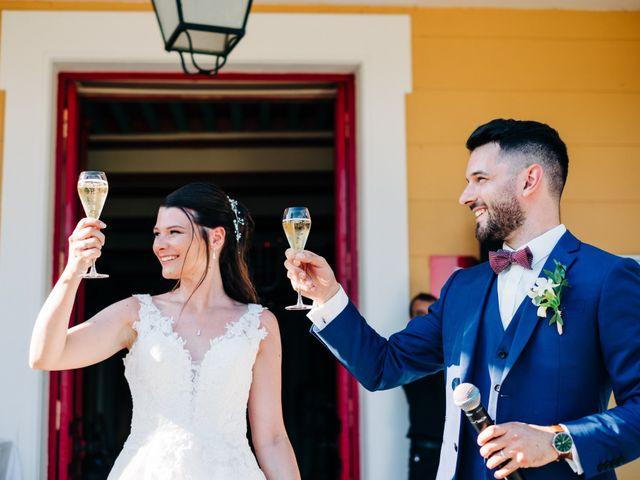 Le mariage de Christopher et Célia à Vonnas, Ain 85