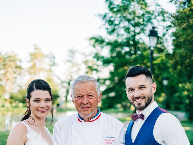 Le mariage de Christopher et Célia à Vonnas, Ain 89