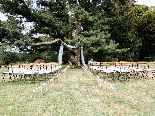 Le mariage de Aymeric et Julie à Saint-Cyr-la-Rosière, Orne 10