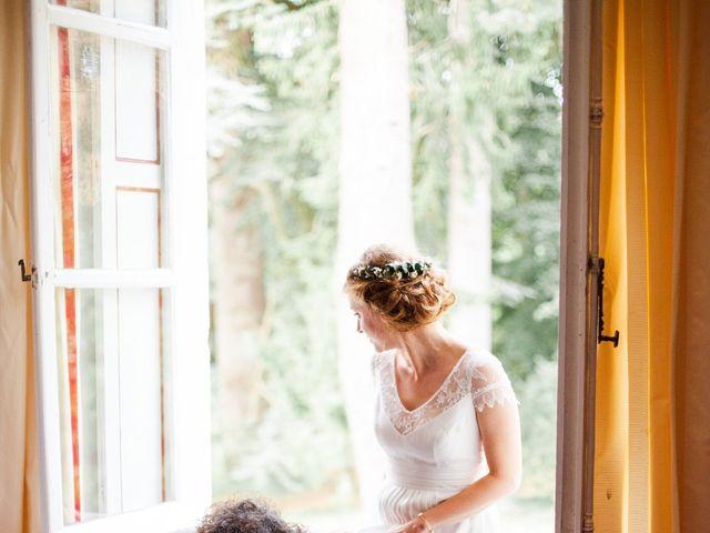 Le mariage de Aymeric et Julie à Saint-Cyr-la-Rosière, Orne 44