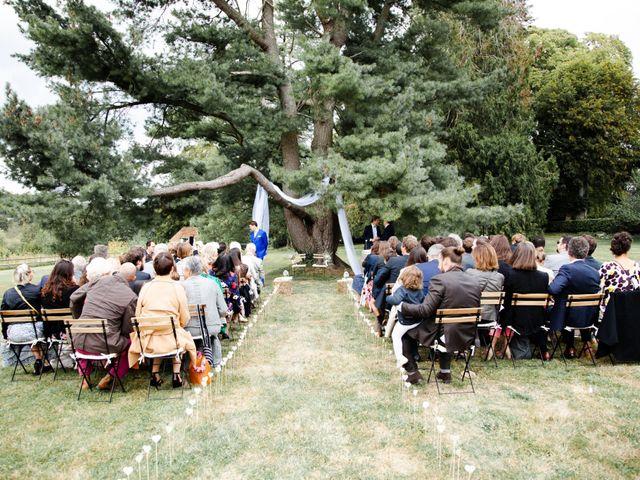 Le mariage de Aymeric et Julie à Saint-Cyr-la-Rosière, Orne 56