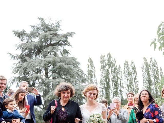 Le mariage de Aymeric et Julie à Saint-Cyr-la-Rosière, Orne 58
