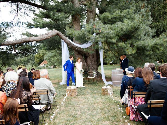 Le mariage de Aymeric et Julie à Saint-Cyr-la-Rosière, Orne 68