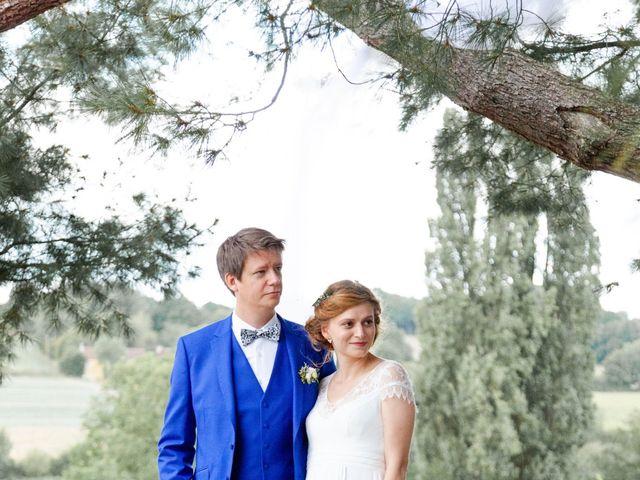 Le mariage de Aymeric et Julie à Saint-Cyr-la-Rosière, Orne 69