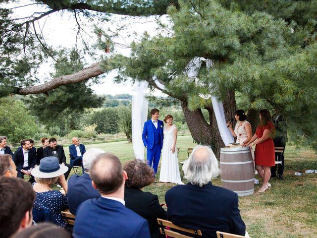 Le mariage de Aymeric et Julie à Saint-Cyr-la-Rosière, Orne 72
