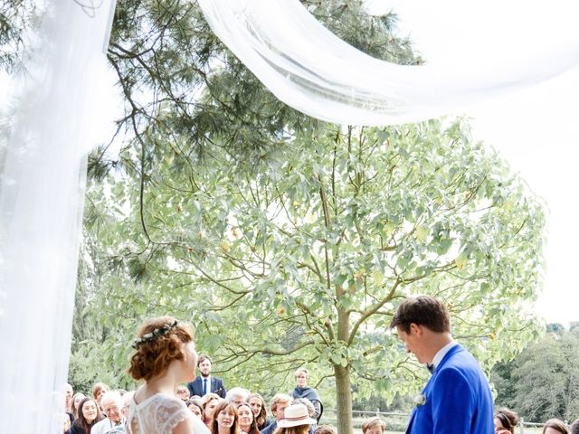 Le mariage de Aymeric et Julie à Saint-Cyr-la-Rosière, Orne 77