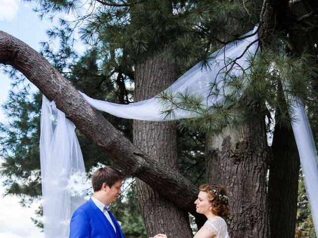 Le mariage de Aymeric et Julie à Saint-Cyr-la-Rosière, Orne 79