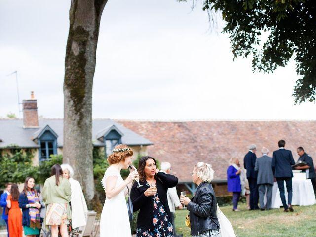 Le mariage de Aymeric et Julie à Saint-Cyr-la-Rosière, Orne 90