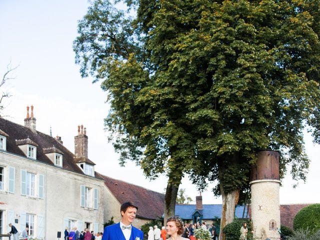 Le mariage de Aymeric et Julie à Saint-Cyr-la-Rosière, Orne 103