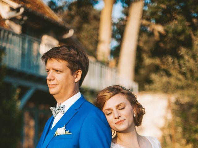 Le mariage de Aymeric et Julie à Saint-Cyr-la-Rosière, Orne 117