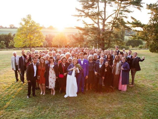 Le mariage de Aymeric et Julie à Saint-Cyr-la-Rosière, Orne 124