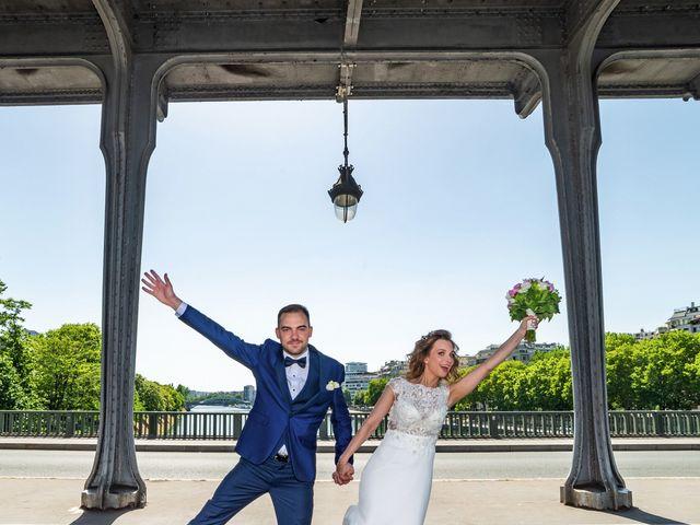 Le mariage de Kevin et Viki à Paris, Paris 3