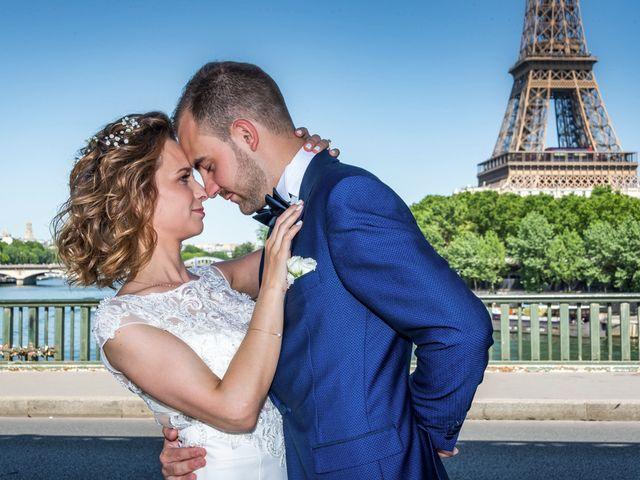 Le mariage de Kevin et Viki à Paris, Paris 1