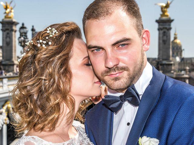 Le mariage de Kevin et Viki à Paris, Paris 2