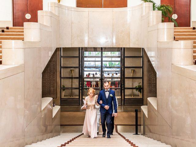 Le mariage de Kevin et Viki à Paris, Paris 11