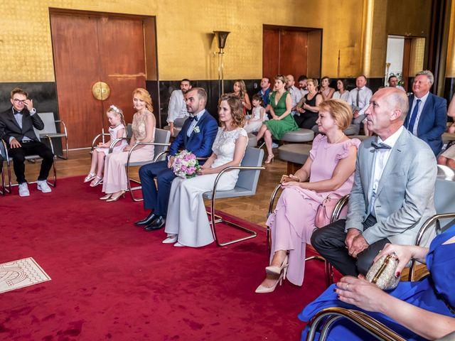Le mariage de Kevin et Viki à Paris, Paris 13