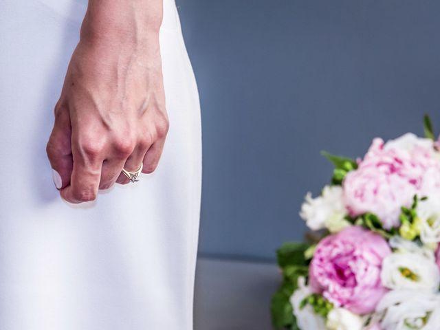 Le mariage de Kevin et Viki à Paris, Paris 16