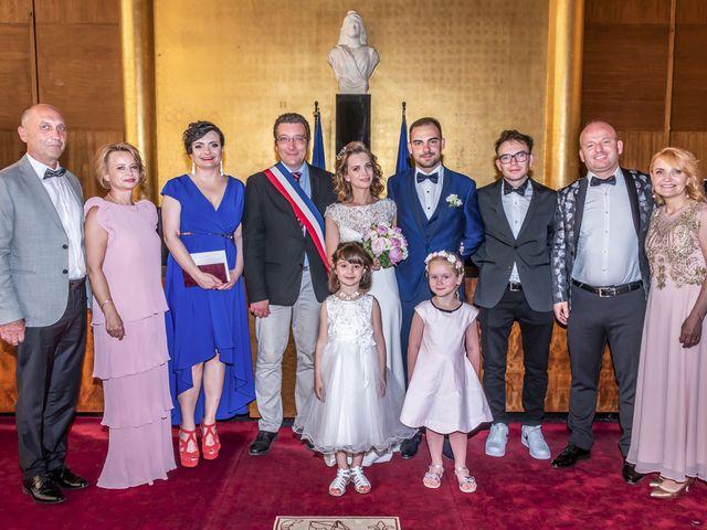 Le mariage de Kevin et Viki à Paris, Paris 24