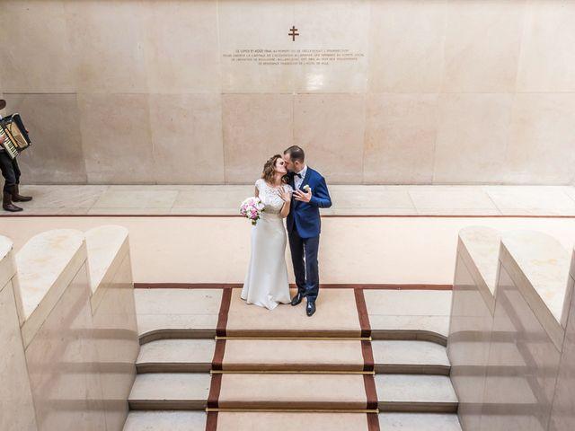 Le mariage de Kevin et Viki à Paris, Paris 25