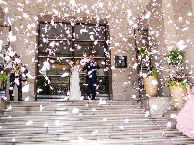 Le mariage de Kevin et Viki à Paris, Paris 26