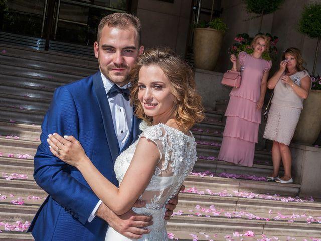 Le mariage de Kevin et Viki à Paris, Paris 27