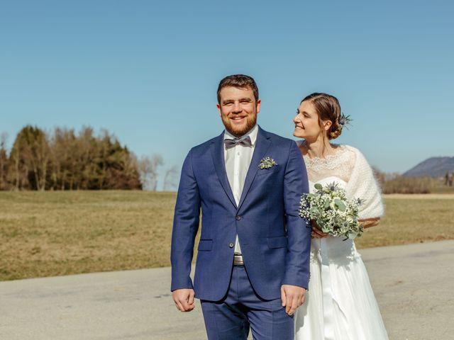 Le mariage de Guillaume et Cécile à Thonon-les-Bains, Haute-Savoie 18