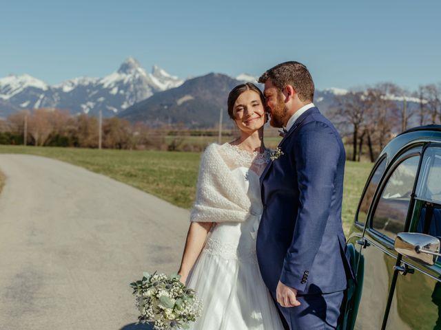 Le mariage de Guillaume et Cécile à Thonon-les-Bains, Haute-Savoie 1
