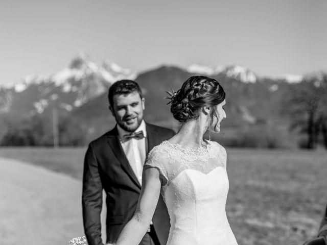 Le mariage de Guillaume et Cécile à Thonon-les-Bains, Haute-Savoie 19