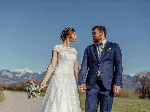 Le mariage de Guillaume et Cécile à Thonon-les-Bains, Haute-Savoie 20