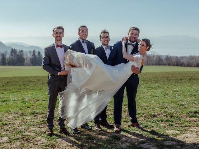 Le mariage de Guillaume et Cécile à Thonon-les-Bains, Haute-Savoie 24