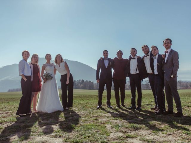Le mariage de Guillaume et Cécile à Thonon-les-Bains, Haute-Savoie 25