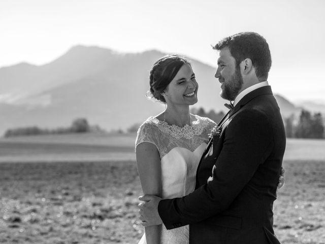 Le mariage de Guillaume et Cécile à Thonon-les-Bains, Haute-Savoie 26