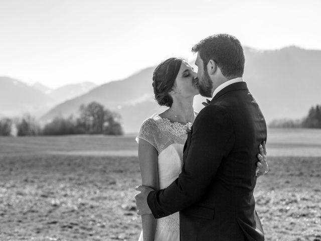 Le mariage de Guillaume et Cécile à Thonon-les-Bains, Haute-Savoie 27