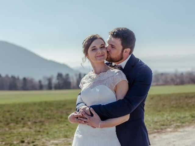 Le mariage de Guillaume et Cécile à Thonon-les-Bains, Haute-Savoie 28