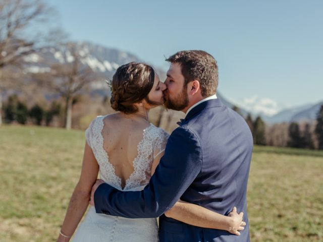 Le mariage de Guillaume et Cécile à Thonon-les-Bains, Haute-Savoie 29
