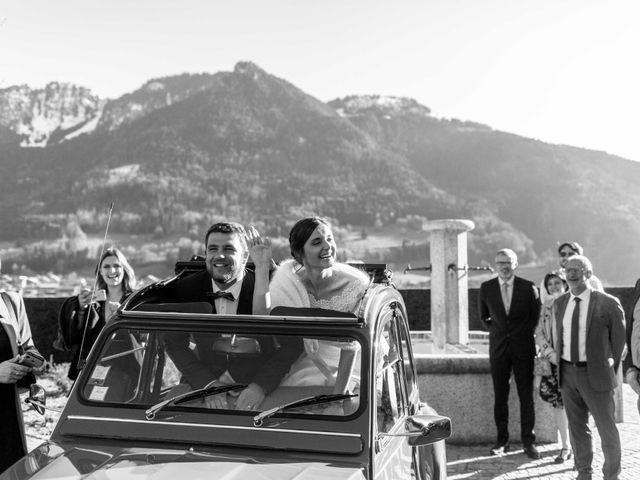 Le mariage de Guillaume et Cécile à Thonon-les-Bains, Haute-Savoie 43