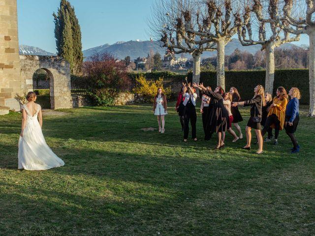 Le mariage de Guillaume et Cécile à Thonon-les-Bains, Haute-Savoie 45