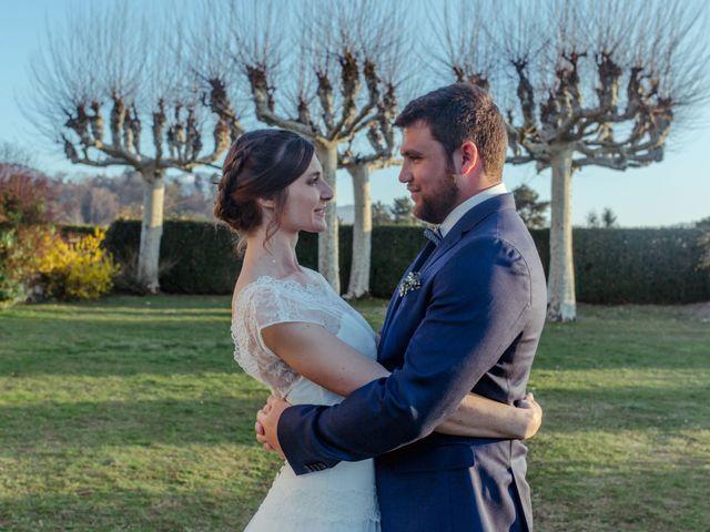 Le mariage de Guillaume et Cécile à Thonon-les-Bains, Haute-Savoie 47