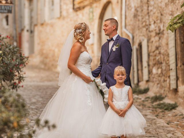 Le mariage de Remy et Laura à Allan, Drôme 22