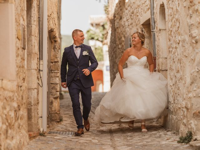 Le mariage de Remy et Laura à Allan, Drôme 26