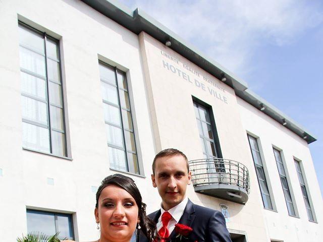 Le mariage de Quentin et Marine à Wattrelos, Nord 8