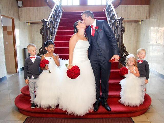 Le mariage de Quentin et Marine à Wattrelos, Nord 10