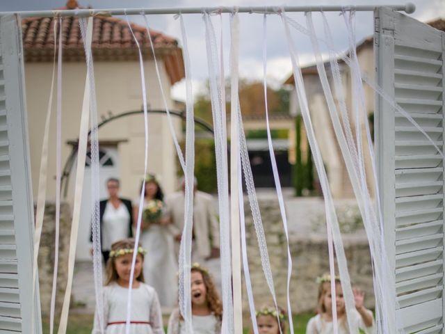 Le mariage de Benoit et Célia à Saint-Médard-d'Eyrans, Gironde 16