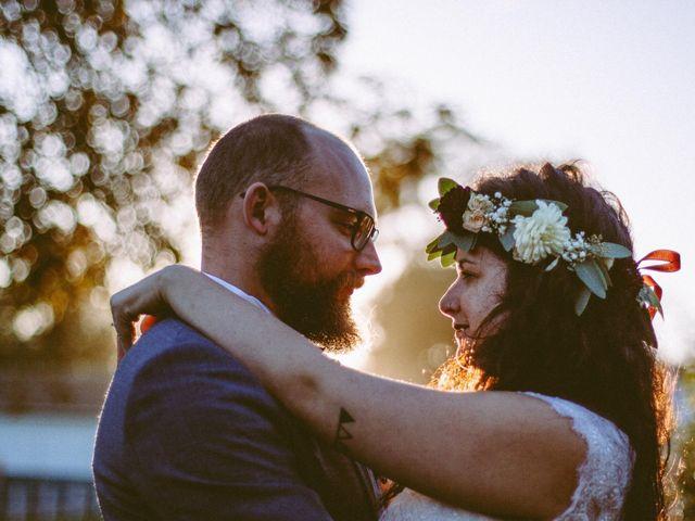 Le mariage de Célia et Benoit