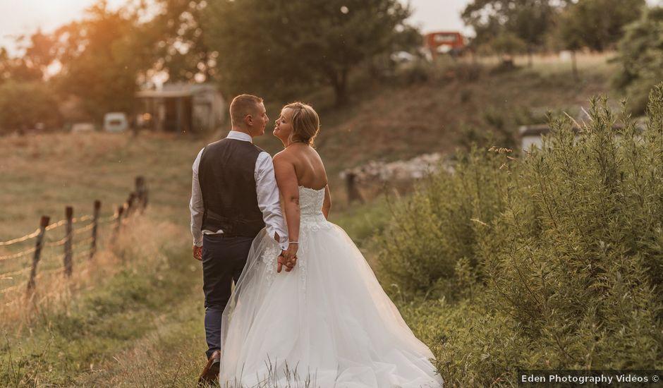Le mariage de Remy et Laura à Allan, Drôme
