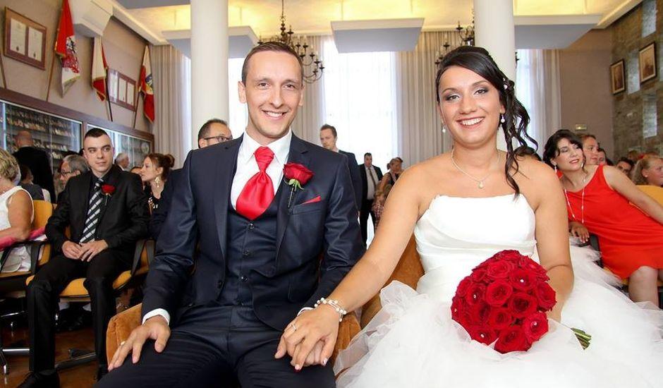 Le mariage de Quentin et Marine à Wattrelos, Nord